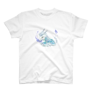 もぐもぐきりん T-shirts