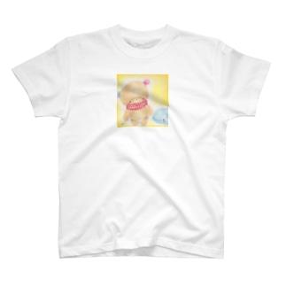 お話聞いて Tシャツ