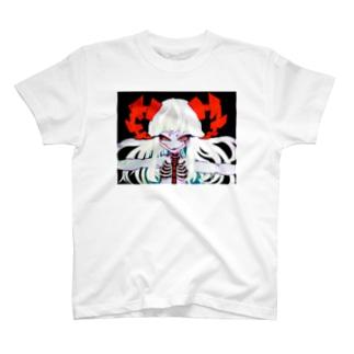 アヤメロ T-shirts