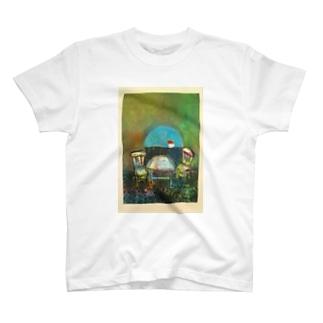 café T-shirts