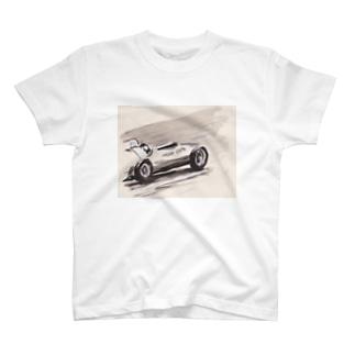 葉巻型 T-shirts