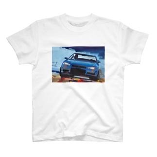7代目R31スカイライン T-shirts
