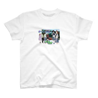 OVER REV! &OVER RIDE! T-shirts