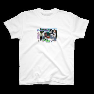 山口かつみのOVER REV! &OVER RIDE! T-shirts