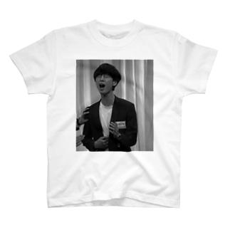 だるま親分ボケ T-shirts