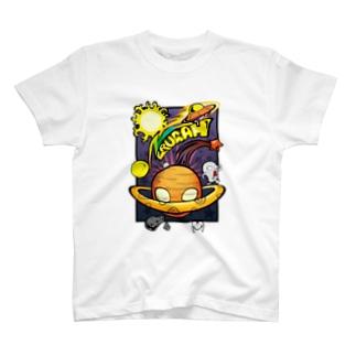 エルガー星人(オリジナル) T-shirts