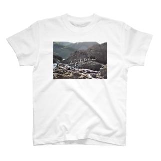 babumi テクスチャ-1 T-shirts