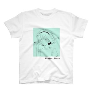 Master piece T-shirts