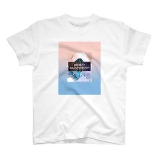 BROKEN TRANSMISSION(本来) T-shirts