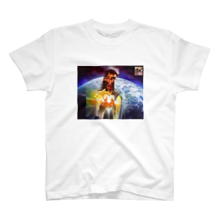 YABA jesus T-shirts
