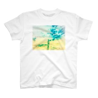 情景 T-shirts