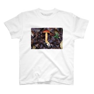 ジコボウ_ハナイグチ_20181015_0121 T-shirts