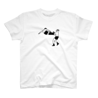 ドロップキック T-shirts