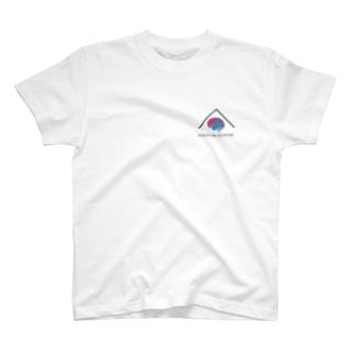 脳内世界旅行  -armchair traveler- T-shirts