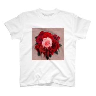 吐息 T-shirts