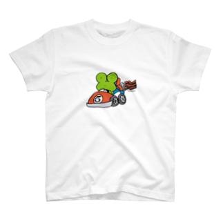 ゴーゴーカート T-shirts