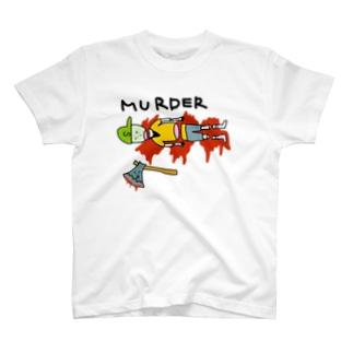 マーダー T-shirts