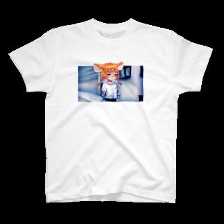 ナナメのまう[スナップ] T-shirts