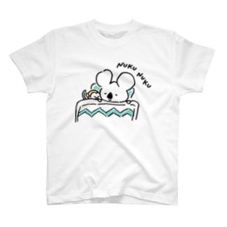 コアラくんとリスザルくん T-shirts