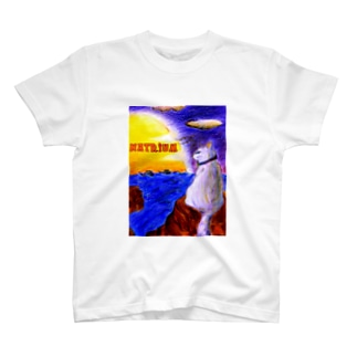 港ねこ・ロゴ入り T-shirts