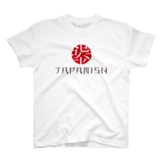 JAPANISH T-shirts