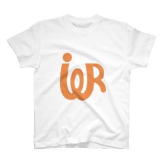 アイデアわくわくロゴステッカー Tシャツ