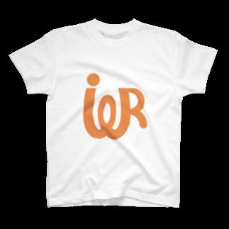 oreteki design shopのアイデアわくわくロゴステッカー T-shirts