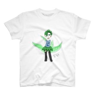 ラムズイヤーちゃん T-shirts