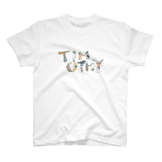 TIMOTHY T-shirts