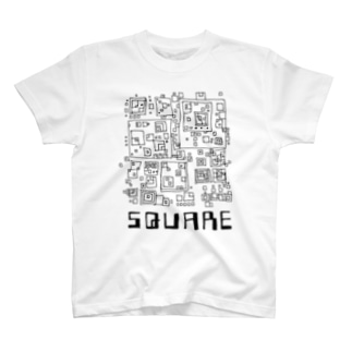SQUQRE T-shirts