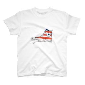 スニーカーズ T-shirts