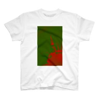 緑黄色野菜 T-shirts