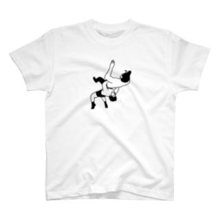 ジャーマン・スープレックス T-shirts
