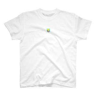 村人 暗 T-shirts