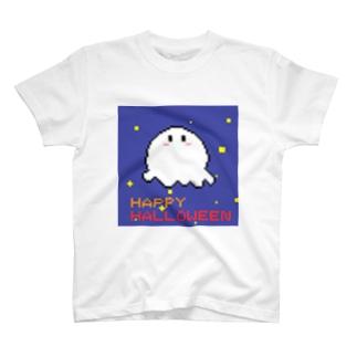 おばけたんのハロウィン T-shirts