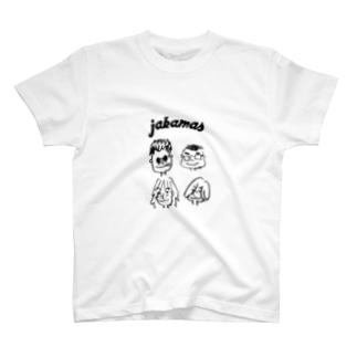 jakamas T-shirts