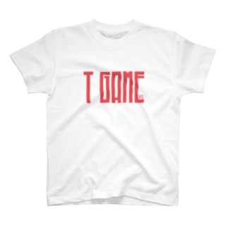 T GAME 2015 T-shirts