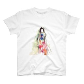 kanae T-shirts