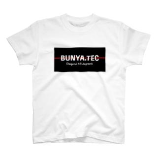 BUNYA.TEC スタンダード T-shirts