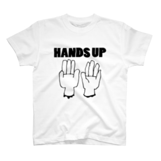 HANDS UP TEE2 T-shirts