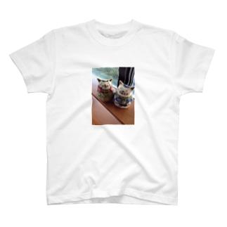 ネコさん T-shirts