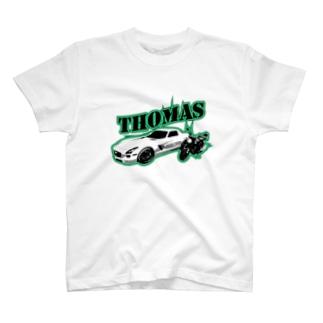 Thomas SLS Z900RS T-shirts