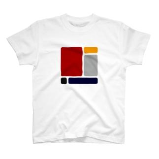 hitokoto-kotoba_composition_01 T-shirts