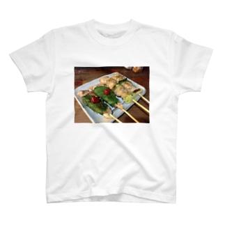 やきとり T-shirts