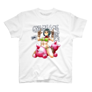 ハイウェイマン・レディー T-shirts