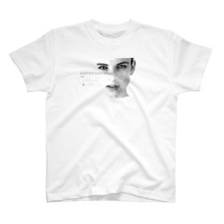 DEEPDRILLEDWELL@井戸の中のdeepdrilledwell T-shirts
