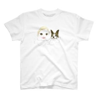 まぶだち T-shirts