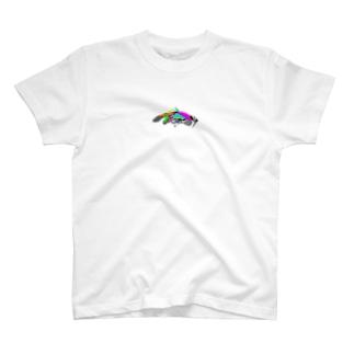 流されよう T-shirts