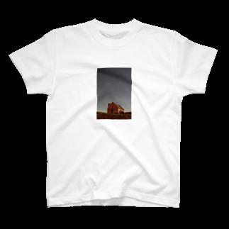 Yochan_zzzのテカポの星空 T-shirts