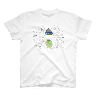 UFOカッパちゃん T-shirts